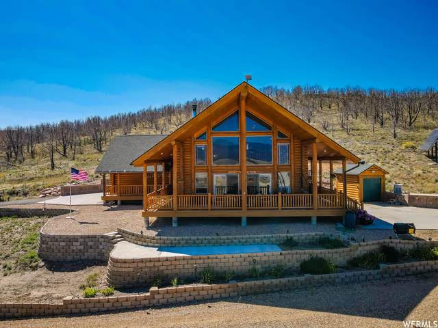 31585 N 6350 E, Fairview, UT 84629 (MLS #1769597) :: Lookout Real Estate Group