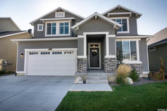 12274 S Croyden Ln W, Herriman, UT 84096 (MLS #1769598) :: Lookout Real Estate Group