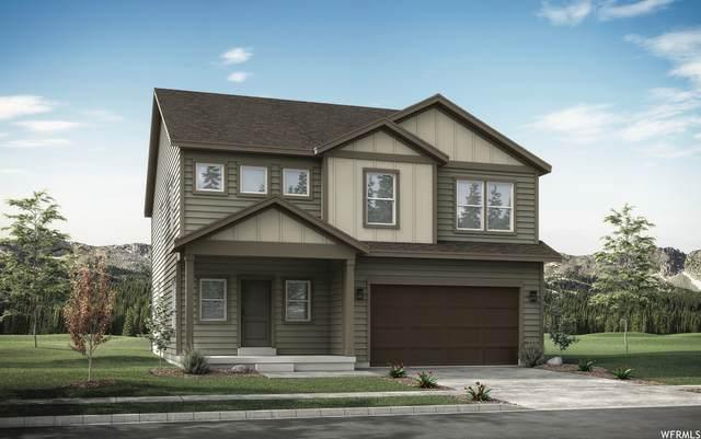 5153 N Espalier Dr E #333, Eagle Mountain, UT 84005 (#1769605) :: Utah Dream Properties