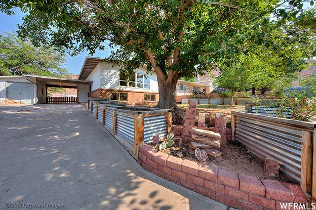 615 Rosetree Ln, Moab, UT 84532 (MLS #1769608) :: Summit Sotheby's International Realty