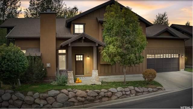7861 Engen Loop, Park City, UT 84098 (#1769616) :: Utah Dream Properties