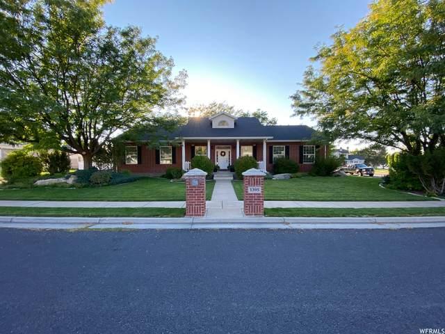 1395 N 1400 E, Logan, UT 84341 (MLS #1769672) :: Summit Sotheby's International Realty