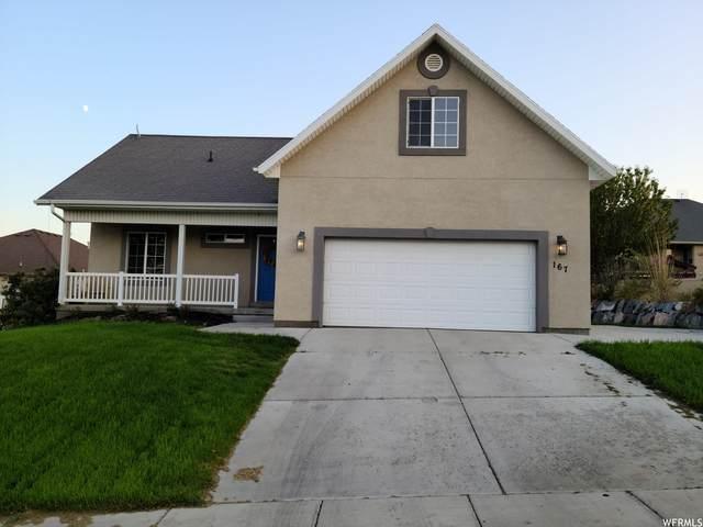 167 W Fairway Blvd S, Saratoga Springs, UT 84045 (MLS #1769687) :: Lawson Real Estate Team - Engel & Völkers