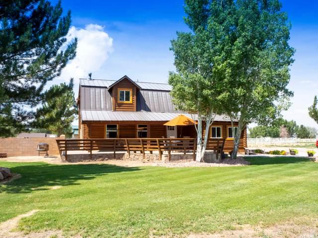 2651 W 5300 N, Cedar City, UT 84721 (MLS #1769693) :: Lookout Real Estate Group