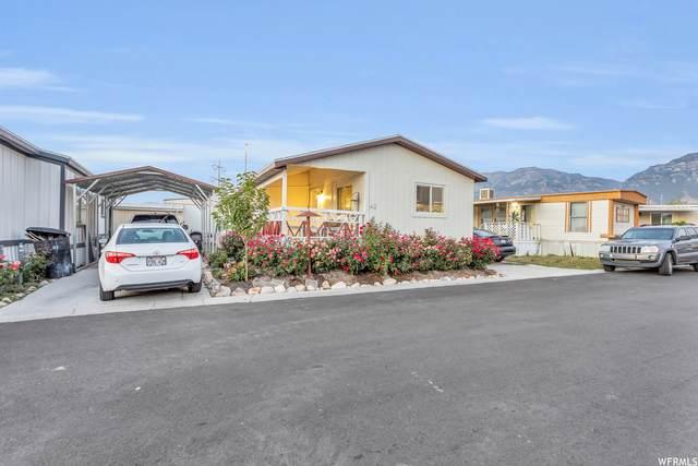 255 N 1600 W #42, Provo, UT 84601 (MLS #1769697) :: Lawson Real Estate Team - Engel & Völkers