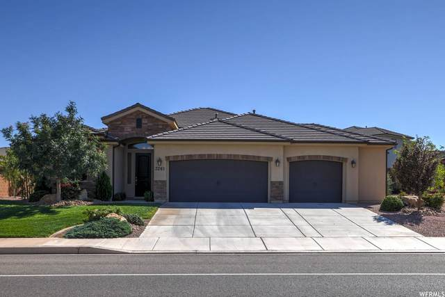 3261 S 3210 E, St. George, UT 84790 (#1769698) :: The Perry Group