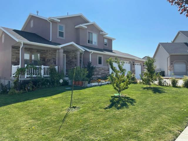 4581 S Vista Montana Way, West Valley City, UT 84128 (#1769745) :: UVO Group | Realty One Group Signature