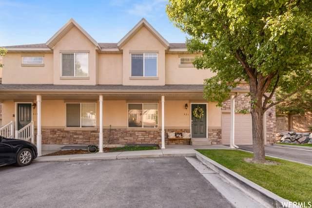 421 N 1322 E, Lehi, UT 84043 (#1769771) :: Utah Dream Properties