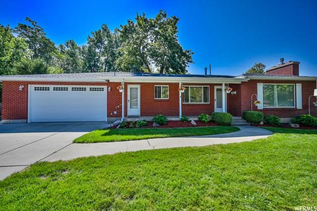 36 E 1300 S, Bountiful, UT 84010 (#1769772) :: Gurr Real Estate
