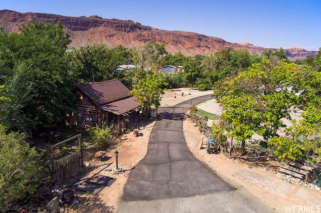 1070 Mill Creek Dr, Moab, UT 84532 (#1769782) :: Doxey Real Estate Group