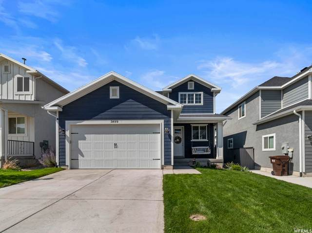 7499 N Hutch Ln E, Eagle Mountain, UT 84005 (#1769785) :: Gurr Real Estate