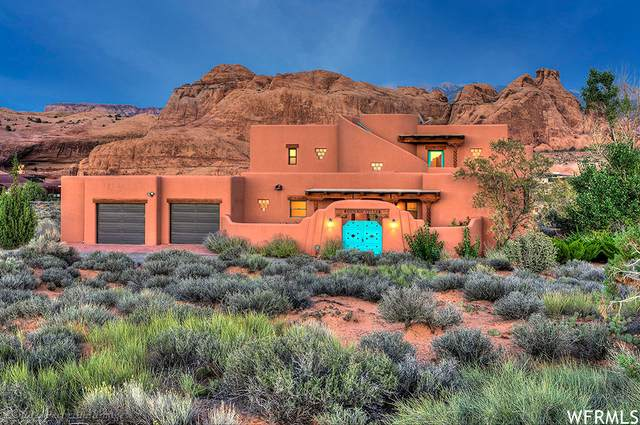 3289 Far Country Dr, Moab, UT 84532 (MLS #1769788) :: Summit Sotheby's International Realty