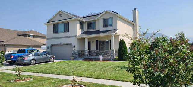 609 Christopher, Stansbury Park, UT 84074 (#1769796) :: Doxey Real Estate Group
