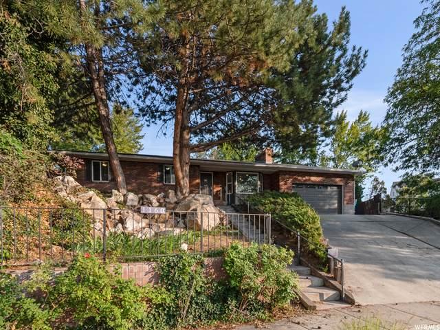 1160 E Windy Peak Cir, Sandy, UT 84094 (#1769807) :: Utah Dream Properties