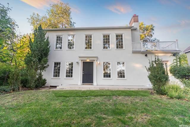 1353 E Arlington Dr N, Salt Lake City, UT 84103 (#1769811) :: Bustos Real Estate | Keller Williams Utah Realtors