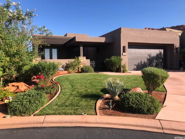 2139 W Cougar Rock #129, St. George, UT 84770 (#1769823) :: The Perry Group