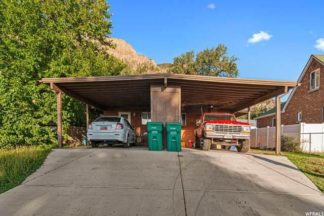 172 N Harrison Blvd, Ogden, UT 84404 (MLS #1769826) :: Summit Sotheby's International Realty