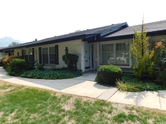 674 E 4119 S, Salt Lake City, UT 84107 (#1769851) :: Colemere Realty Associates