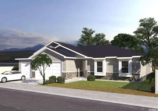 772 W Vista Dr #106, Grantsville, UT 84029 (#1769858) :: Doxey Real Estate Group