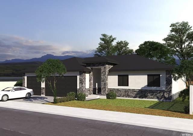 768 W Vista Dr #107, Grantsville, UT 84029 (#1769859) :: Doxey Real Estate Group
