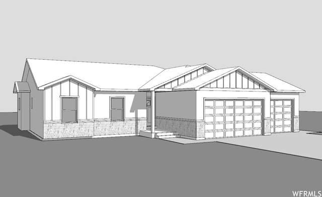 771 W Vista Dr #115, Grantsville, UT 84029 (#1769868) :: Utah Real Estate