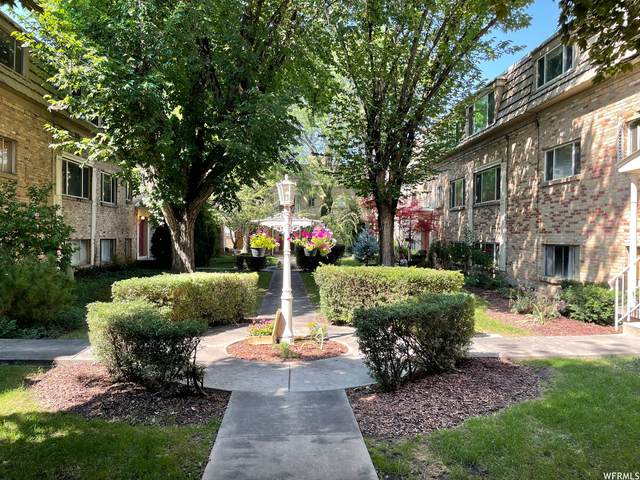 2220 E Murray Holladay Rd S #18, Salt Lake City, UT 84117 (#1769892) :: The Perry Group