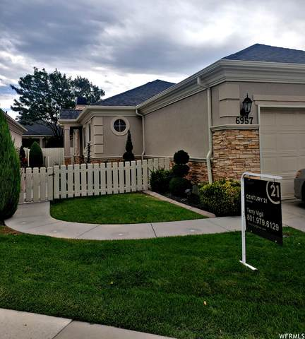 6957 S Hollow View Way, West Jordan, UT 84084 (#1769912) :: The Perry Group