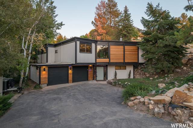 3809 S Parkview Dr, Salt Lake City, UT 84124 (#1769921) :: The Perry Group