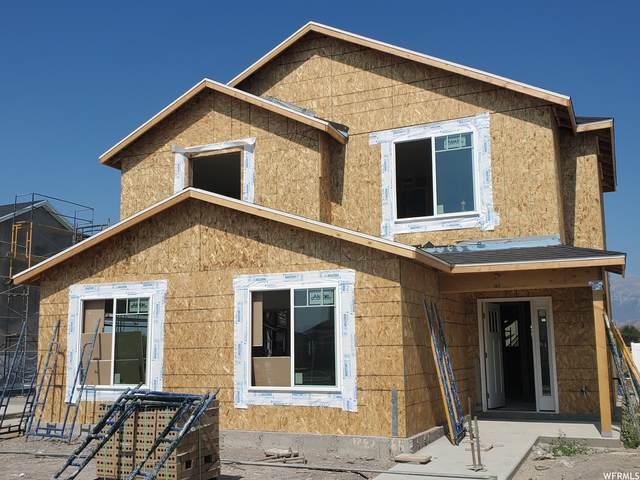 1282 W 400 N Lot 65, Springville, UT 84663 (#1769941) :: Berkshire Hathaway HomeServices Elite Real Estate