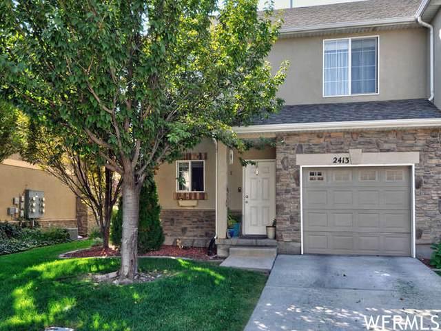 2413 W Montcalm Dr S, Riverton, UT 84065 (#1769949) :: Utah Dream Properties