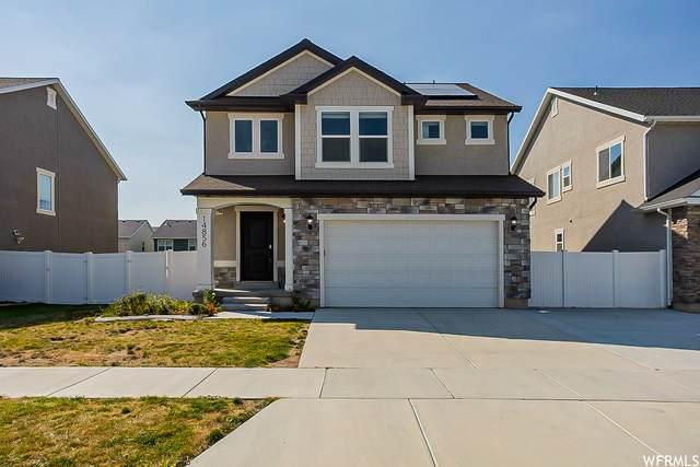 14856 S Brennan St #201, Bluffdale, UT 84065 (#1769950) :: Bustos Real Estate | Keller Williams Utah Realtors