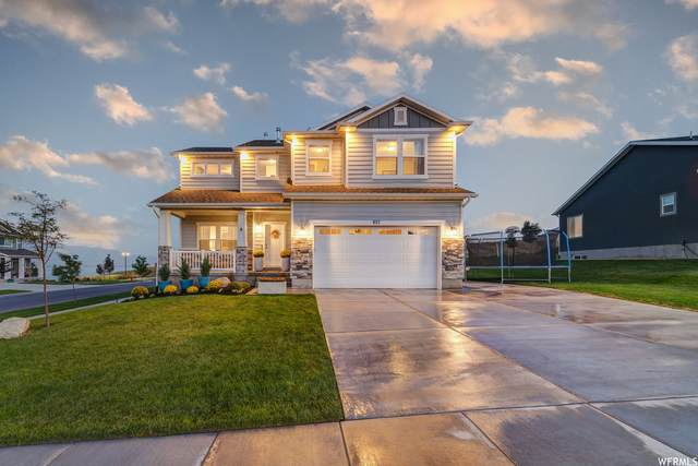 657 W Beth Cir, Saratoga Springs, UT 84045 (#1769994) :: Berkshire Hathaway HomeServices Elite Real Estate