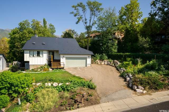 5710 Crestwood Dr, South Ogden, UT 84405 (#1770013) :: Doxey Real Estate Group