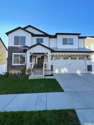 201 N Eden Brook Way, Saratoga Springs, UT 84045 (#1770046) :: Pearson & Associates Real Estate
