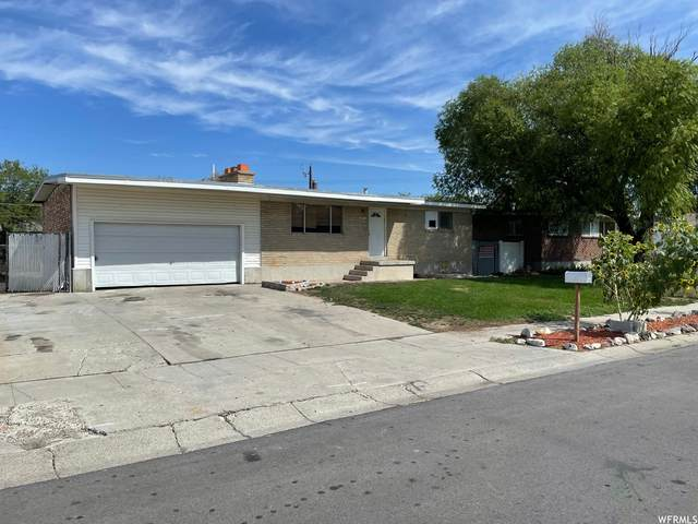 2812 W 2890 S, West Valley City, UT 84119 (#1770071) :: Berkshire Hathaway HomeServices Elite Real Estate