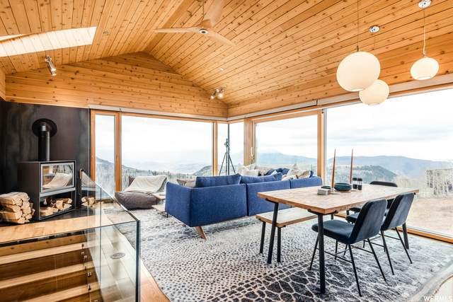7825 E Horizon Run Rd, Eden, UT 84310 (#1770120) :: Utah Dream Properties