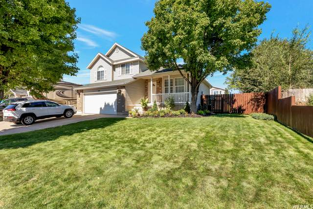 196 W 2100 S, Clearfield, UT 84015 (#1770124) :: The Perry Group