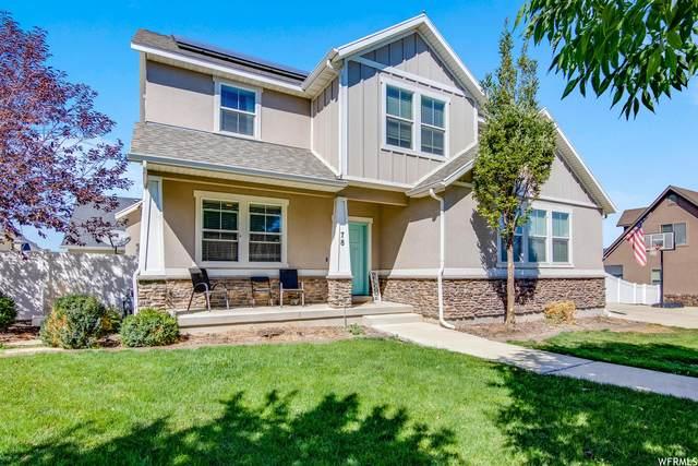 78 E Windlass Rd, Saratoga Springs, UT 84045 (#1770131) :: Gurr Real Estate