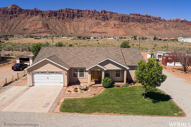 2304 Spanish Valley Dr, Moab, UT 84532 (MLS #1770139) :: Lookout Real Estate Group