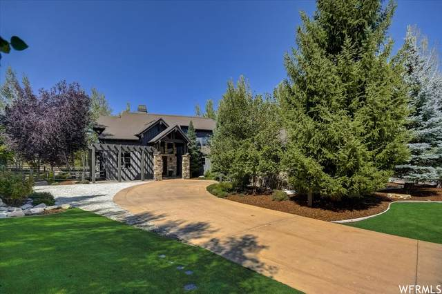 4927 Last Stand Dr, Park City, UT 84098 (MLS #1770170) :: Lookout Real Estate Group