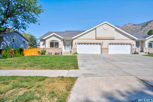 435 E 200 N, Springville, UT 84663 (#1770186) :: Berkshire Hathaway HomeServices Elite Real Estate