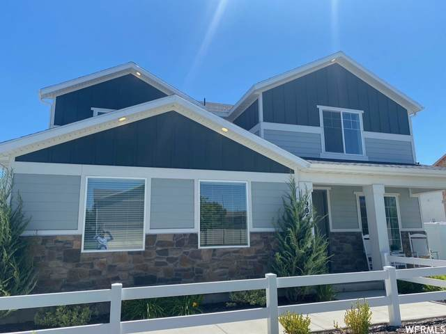 578 W 800 S #65, Springville, UT 84663 (#1770189) :: Berkshire Hathaway HomeServices Elite Real Estate