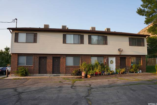 870 N Jackson E, Ogden, UT 84404 (MLS #1770208) :: Summit Sotheby's International Realty