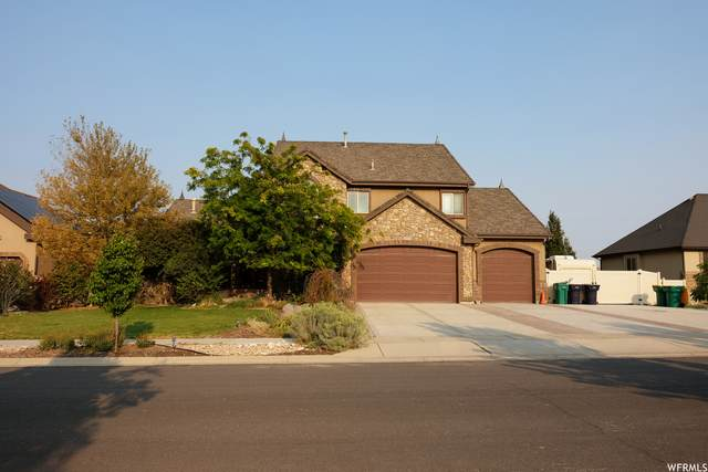 15757 S Packsaddle Dr S, Bluffdale, UT 84065 (#1770214) :: The Lance Group