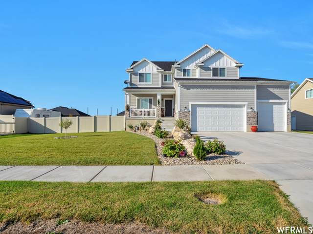 4842 W 3550 S, West Haven, UT 84401 (#1770229) :: The Lance Group