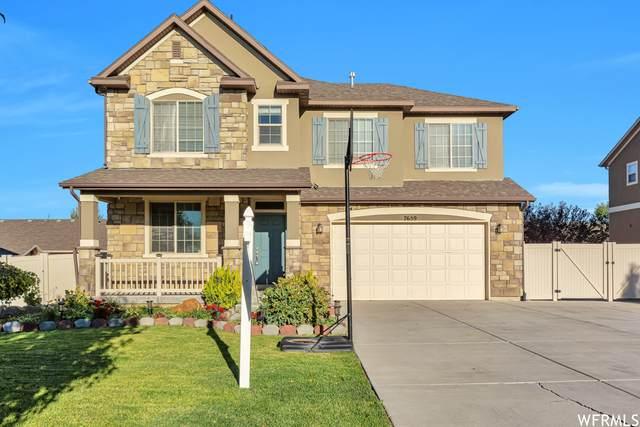 7659 S 4770 W, West Jordan, UT 84084 (#1770240) :: Bustos Real Estate | Keller Williams Utah Realtors