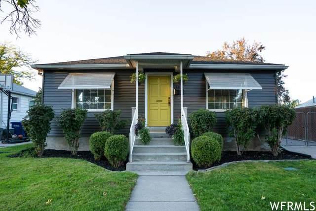 449 E Kensington Ave, Salt Lake City, UT 84115 (MLS #1770256) :: Summit Sotheby's International Realty