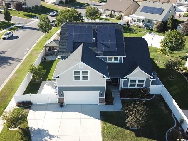 1502 S Lake View Terrace Rd, Saratoga Springs, UT 84045 (#1770260) :: Gurr Real Estate