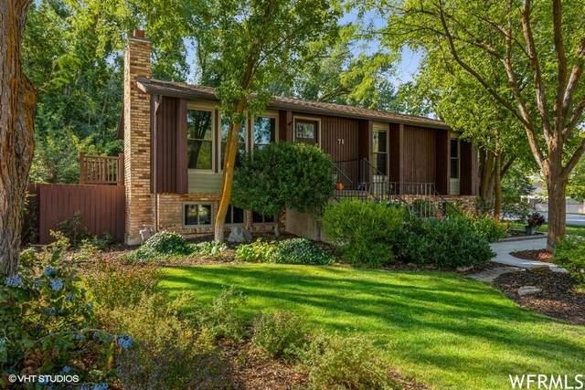 71 W Joy Dr, Farmington, UT 84025 (#1770266) :: Bustos Real Estate   Keller Williams Utah Realtors