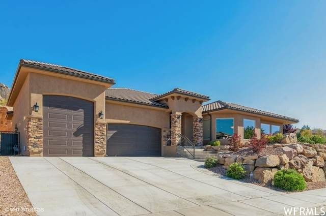 2532 E 1480 S, St. George, UT 84790 (#1770275) :: Doxey Real Estate Group